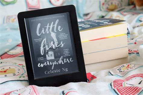 Little Fires Everywhere by Celeste Ng - Griffblog UK ...
