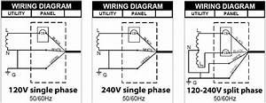 240 1 Phase Motor Wiring