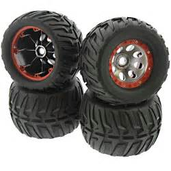 Kruiser Off Road Wheels by Kyosho 1 8 Mad Force 2 0 Off Road Tires Chrome Wheels