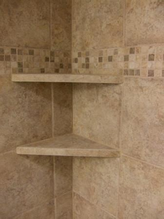 shower shelf installation tile shower shelves bathroom remodel shower shelves