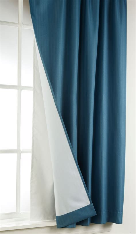 kmart black sheer curtains thermaliner black out drape liner create your ideal