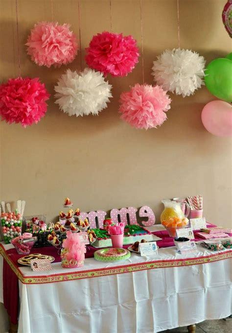 comment faire la decoration pour fete anniversaire ma