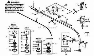 Poulan Pp114 Gas Trimmer  114 Gas Trimmer Parts Diagram