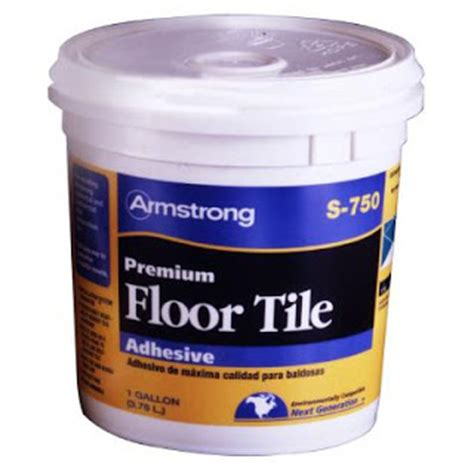 Armstrong Vct Tile Adhesive by Brick House