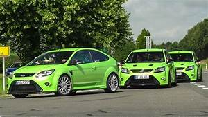 Ford Focus Turbo : 2016 ford rs gathering shows how awesome the old 2 5l turbo was autoevolution ~ Melissatoandfro.com Idées de Décoration