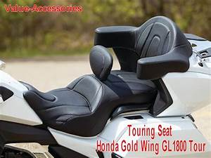 Mustang Touring Seat With Heat  Honda Gold Wing Tour 2018