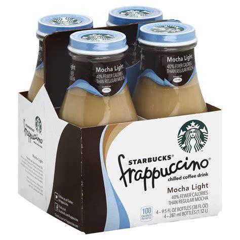 *the soymilk that starbucks uses is adjusted soymilk. Starbucks Mocha Lite Frappuccino Coffee Drink 9.5 oz Bottles - Shop Coffee at H-E-B