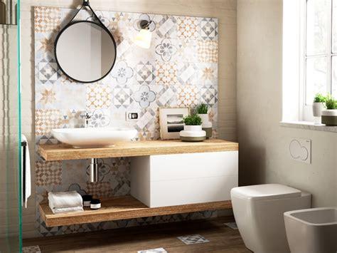 piastrelle bagno design come abbinare piastrelle e rivestimento in bagno grazia it