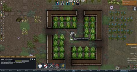 mod human plant rimworld