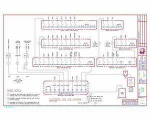 Autocad Wiring Diagram Template