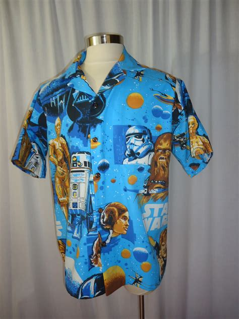 themed shirts wars themed aloha shirts boing boing bbs