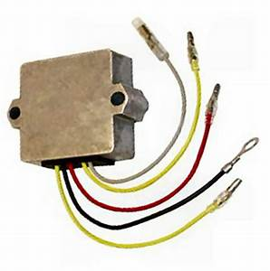 Regulator Rectifier For Mercury Outboards 5 Wire  Tm5714