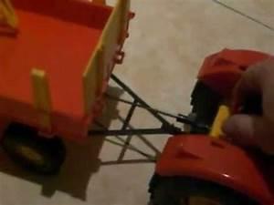 Traktor Mit Hänger : veb anker eisfeld 6120 traktor mit h nger vlek ddr youtube ~ Jslefanu.com Haus und Dekorationen