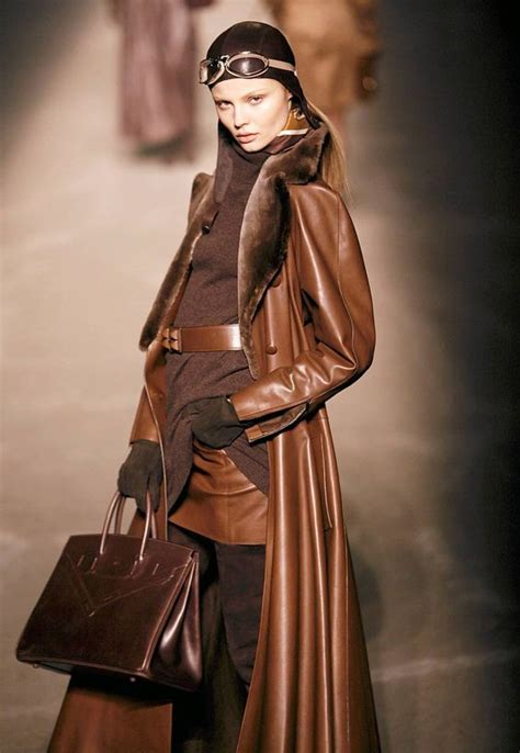 Hermes- classic look!! love this camel leather color!! | Funky Chic fashion | Pinterest ...