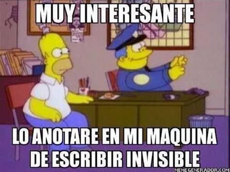 Memes Los Simpson - los mejores memes y gif de los simpsons