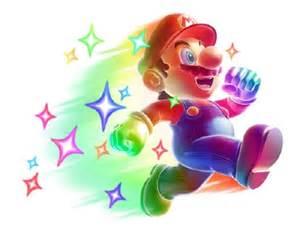 Super Mario Star Power Up