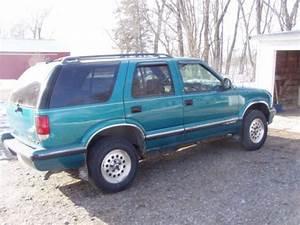 Purchase Used 1996 Chevy S10 Blazer 4x4 In Mora  Minnesota
