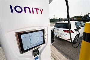 Paris Angers Voiture : charge ultra rapide ionity s installe angers ~ Maxctalentgroup.com Avis de Voitures