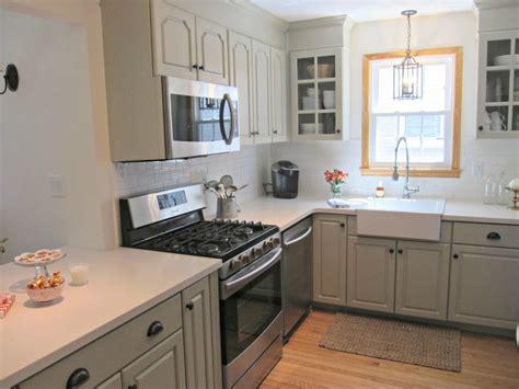 corian linen counters gray cabinets farmhouse sink  house farmhouse kitchen cabinets