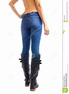 Women u0026#39;s Ass In Tight Jeans Stock Photo - Image 44186197