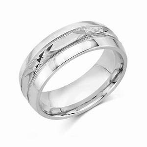 camelot ss morris men39s band 513040092 diamontrigue With camelot wedding rings