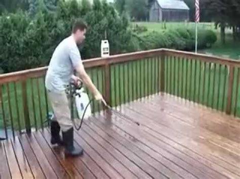 renovating deck  paint stripper wood brightener removing