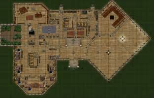 easy floor plan maker free dnd mansion map 1st floor by r3v3r53d on deviantart