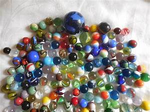 50  500pcs Kids Play Glass Marbles 14mm Mixed Color Home