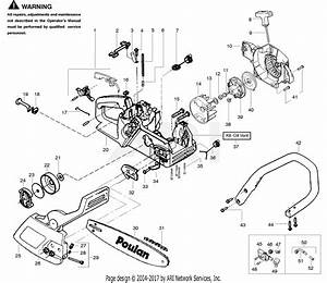 Poulan Bh2160 Poulan Gas Saw Parts Diagram For Starter