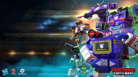 transformers earth wars launch trailer cosmic book news