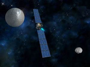 NASA's Dawn spacecraft captures stunning video of Ceres ...