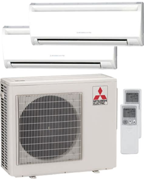 mitsubishi air conditioning contractor ductless