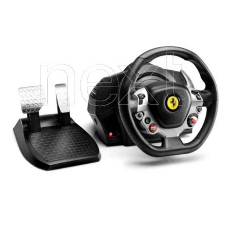 Volante F430 by Thrustmaster Wireless Gt Cockpit F430 Scuderia