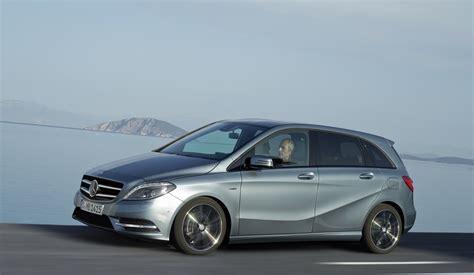 Mercedes B Class Photo by New Mercedes B Class Begins Small Car Sales Assault