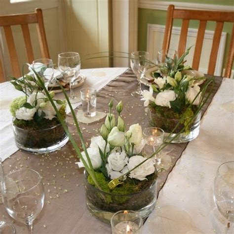 centre de table de cuisine table rabattable cuisine centres de tables pour mariage
