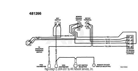 Scag Parts Diagram For