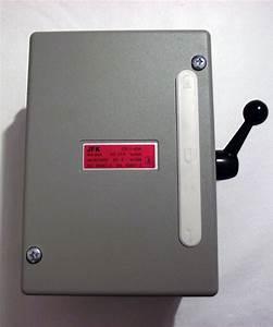 Motor Reversing Switch Single Or Three Phase