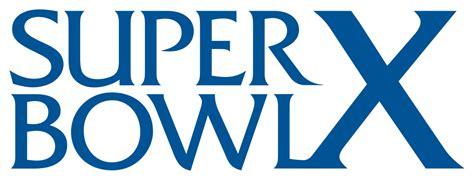 Super Bowl X Wikipedia