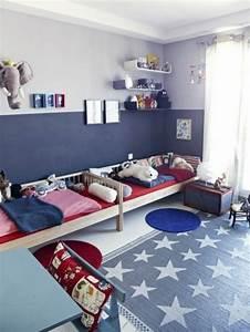 Kinderzimmer Blau Grau : farbideen f r kinderzimmer coole kinderzimmergestaltung ~ Sanjose-hotels-ca.com Haus und Dekorationen