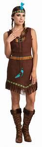 Indianer Damen Kostüm : indianer kost m damen apache indianerin kost m braun stirnband damen kost m kk ebay ~ Frokenaadalensverden.com Haus und Dekorationen