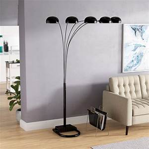 Modern, And, Contemporary, Floor, Lamp, Design, Ideas