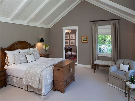 Ideas For Bedroom With Slanted Ceiling by Slanted Ceilings For A Unique Touch In Your Home S