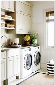Laundry In Kitchen Design Ideas Fundaekiz 20 Modern