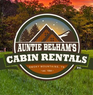 auntie belham cabin rental auntie belham s cabin rentals in pigeon forge celebrates