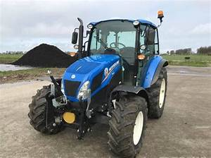 New Holland T4 85  T4 95  T4 105 Tractor Service Repair