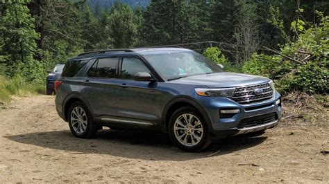 ford explorer review ratings specs prices