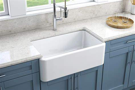 fireclay kitchen sink fireclay sinks everything you need to qualitybath 3746