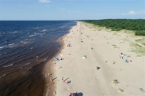 Kuras ir Latvijas tīrākās pludmales? - nra.lv