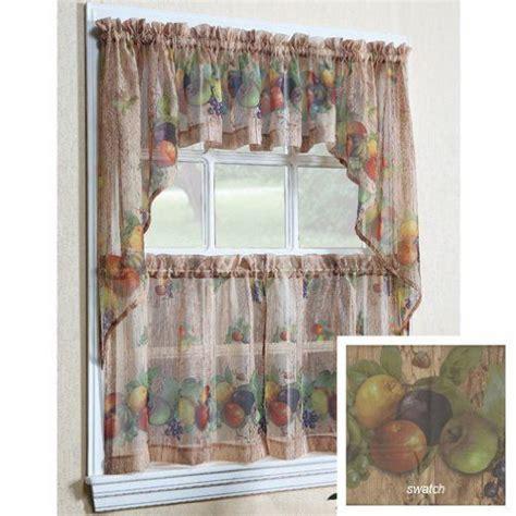 kitchen curtains fruit design 1418 best images about home kitchen on futon 4366