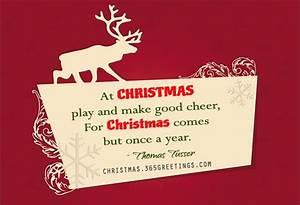 Christmas Quotes and Sayings – Christmas Celebration
